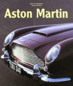 Aston Martin Hardback Book The Cheap Fast Free Post