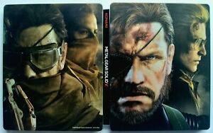 Metal Gear Solid V G2 Steelbook | Playstation 3 4 PS3 PS4 Xbox 360 One PC