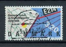 Denmark 1989 Sg#889 Fishery & Marine Research Used #20929