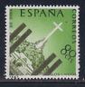 ESPAÑA (1959) NUEVO SIN FIJASELLOS MNH - EDIFIL 1248 MONASTERIO VALLE DE CAIDOS