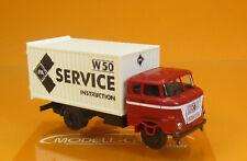 Busch Espewe 95175 IFA W50 MK IFA Service Instruction 1:87