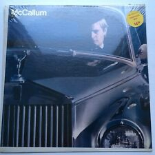 David McCallum: Self Titled s/t (RARE SEALED W/ HYPE Capitol ST-2748 LP)