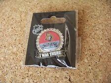 2015 Stanley Cup Playoffs I Was There pin NHL SC Ottawa Senators