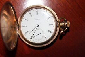 ELGIN MODEL 2 POCKET WATCH