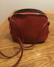 Crossbody Women's Handbag, Purse, Red, Girls Purse