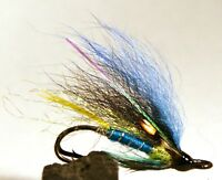 Salmon Fly 3-pack Pick a size Fly Fishing Fly Magga. Riffle hitch