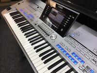 Romanian Sounds & Styles Set for Yamaha Tyros 5