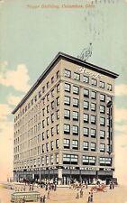 Columbus OH Beggs Furniture Co Sells Krauss, Butler & Benham Rugs/Drapes 1910