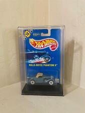 Hot Wheels Mattel Rolls-Royce Phantom II #50 with Glass Protector RARE VHTF GL1