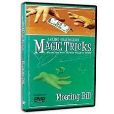 Amazing Easy to Learn Magic Tricks - Floating Bill - Includes Gimmicks - New