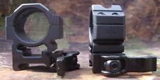 "Leapers UTG QD Picatinny Weaver Anelli di Montaggio-Medium 1 "" 25mm mirini rq2w1154"