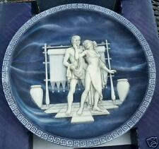 Incolay The Reunion - Ulysses Series Plate