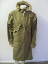 Vintage Parka Reversible Fur-Trimmed Type II Jacket Reed Products, Inc Size 36