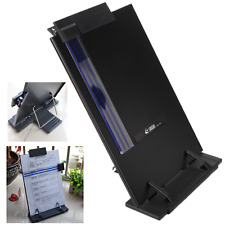 New listing Portable Document Holder Office Letter Typing Shelf Adjustable Copy Stand Easel