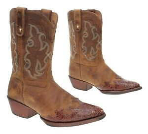 ARIAT upcycled western cowboy boots women/'s size 7.5