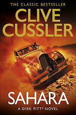 Sahara by Clive Cussler (Paperback, 2017)