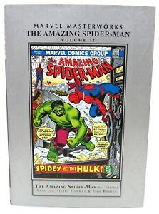Marvel Masterworks The Amazing Spider-Man Volume 12 HC Hard Cover