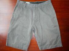 Volcom Corpo Class Shorts Men's Size 30 Chino Short Gray