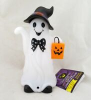 Light & Sound Ghost Figure Haunted House Scary Prop Halloween Party Decor Motion