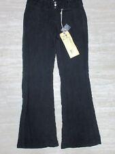 NEW Da-Nang Surplus Women's Pants/ Gaucho Pants BLACK SKG5129 Size: MEDIUM