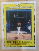 2021 Topps Heritage The Great One GO-15 Roberto Clemente - Pittsburgh Pirates