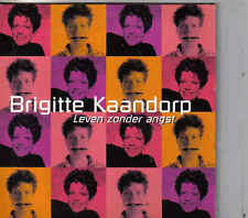Brigitte Kaandorp-Leven Zonder Angst cd single