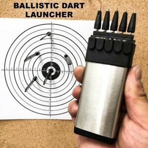 Top Quality Mini Ballistic Darts Arrow Launcher Knife Dart Shooting Gun Hunting