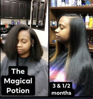 #TheMagicalPotion Fast Growth Hair Oil (1oz)