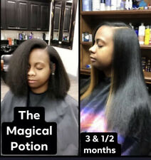 #TheMagicalPotion Fast Growth Hair Oil