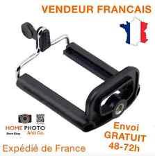 Adaptateur pour Trépied Perche Monopod Selfie fixation Téléphone Smartphone