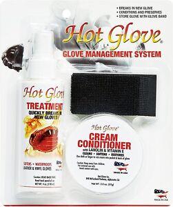 Hot Glove Management System Baseball Softball Leather