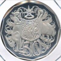 Australia, 2007 Fifty Cents, 50c, Elizabeth II - Proof