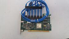 Genuine Dell PCI-X Sata Raid Controller Card WC192 0WC192  #044