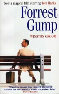 Forrest Gump by Groom, Winston Paperback Book The Fast Free Shipping