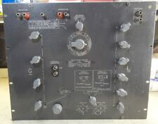 General Radio Type 1632 A Inductance Bridge