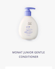 ORIGINAL Monat Junior Conditioner Tears parabens sulfates FREE All natural