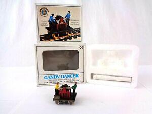 Bachmann Locomotive HO Scale Gandy Dancer Boxed 46202