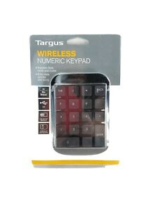 Targus AKP11US Wireless Numeric Keyboard