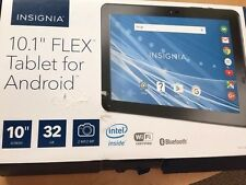 """Insignia - 10.1"""" - Tablet - 32GB Model: NS-P10A7100 Android 6.0 NS-P10A7100"""