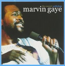 Marvin Gaye - Concert Anthology [New CD]