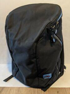 Tom Bihn Portable Culture USA Black Adjustable Laptop Backpack w/ Other Storage