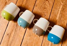 Four Fabulous Contemporary Unusual Stylish Chic Design Typhoon Mugs / Cups