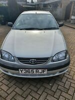 Toyota Avensis 1.8 petrol, 2001, Excellent Condition, 12 Months MOT, Automatic