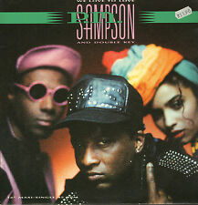 """P.M. SAMPSON AND DOUBLE KEY - We Love To Love      12"""" Maxi Single VG++"""