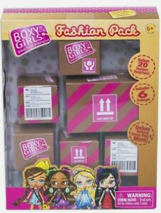 Boxy Girls Fashion Pack Surprise Accessories Jay at Play CHOP
