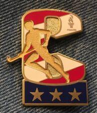 Field Hockey Olympic Pin ~ 1996 Atlanta ~ oversize