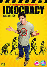 Idiocracy  DVD (2007) Luke Wilson [Very Good Condition] **UK FREE DELIVERY !!!**