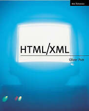 HTML/XML., Pott, Oliver., Used; Very Good Book