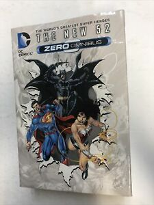 The New 52 Zero Omnibus DC Comics HC