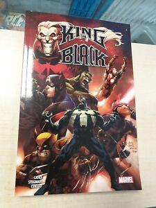 King In Black Marvel Graphic Novel Gates Stegman Coello